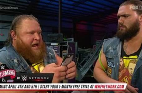 Tucker revives Otis' romantic hopes: SmackDown, April 3, 2020