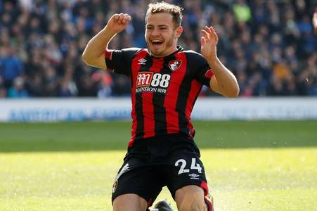 arsenal confident of ryan fraser deal in free transfer this summer