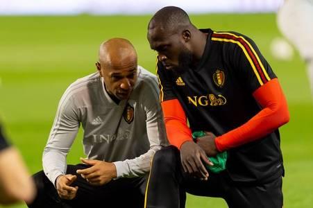 thierry henry humiliated belgium player in training, says romelu lukaku