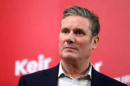 Sir Keir Starmer: Who is Labour's new leader?