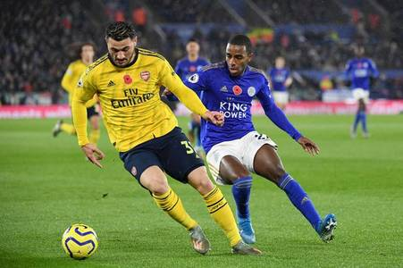 arsenal send clear message that will delight leicester city fans