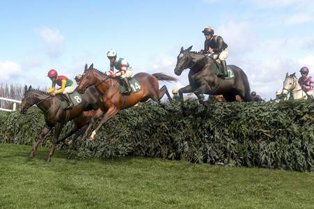 Virtual Grand National 2020 runners, riders and odds