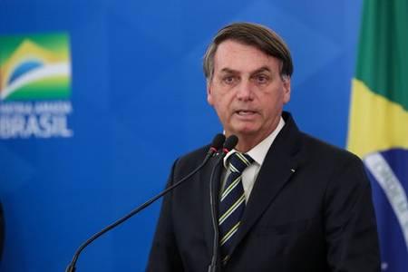 coronavirus: bolsonaro calls for day of fasting and prayer to 'free brazil from evil' epidemic
