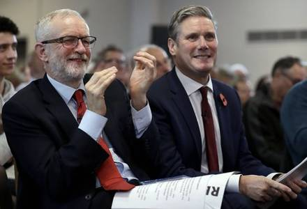 keir starmer elected as labour leader in first round of voting