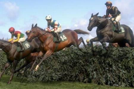 The full Virtual Grand National results and if your bet has won you money