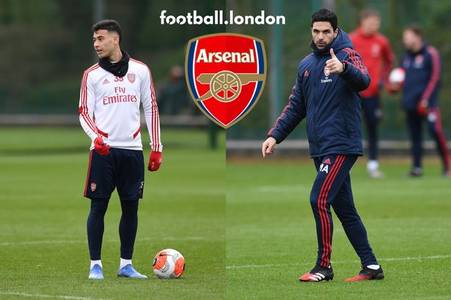 arsenal behind the scenes: gabriel martinelli and mikel arteta's summer plans