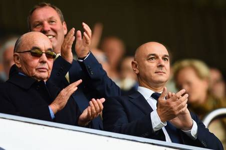 tottenham owner joe lewis' wealth compared to the rest of the premier league