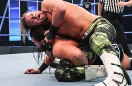 Dolph Ziggler heartlessly attacks Tucker ahead of WrestleMania clash with Otis: SmackDown, April 3, 2020