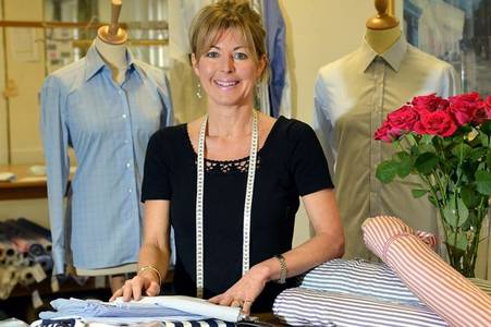 how gloucester clothes maker emma willis is helping the nhs
