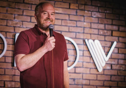louis c.k. releases stand-up special for those on coronavirus lockdown