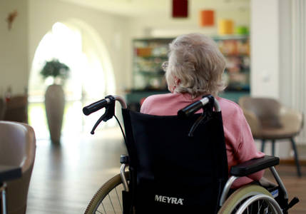 home front command ordered to help nursing homes with managing coronavirus