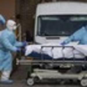 covid-19 coronavirus: new york governor sees glimmer of hope in latest data