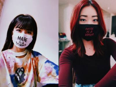 activists fighting coronavirus-driven hate crimes are rallying on social media to turn masks into a symbol, rather than a target in racist attacks