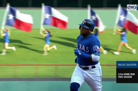 rangers encore highlights from august 21, 2019 vs. la angels