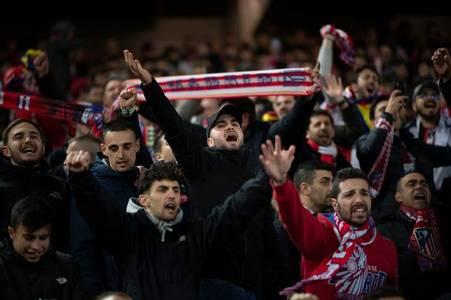 liverpool 'refuse' to repay atletico fans who missed clash over coronavirus