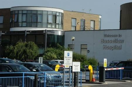 Covid-19 deaths at Bassetlaw trust more than doubles in four days