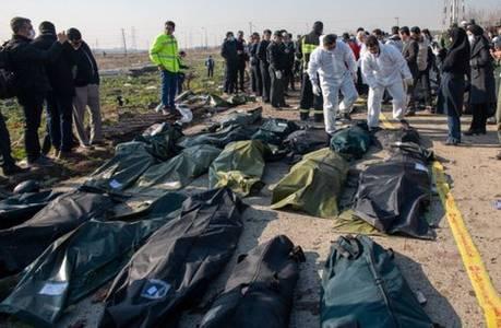 iran media confirms arrests made over downing of ukraine jet