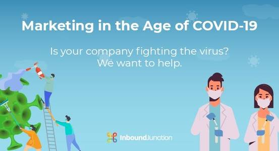 correction: digital marketing agency inboundjunction launches dedicated marketing service to support businesses fighting covid-19