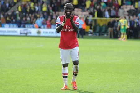 arsenal evening headlines as sagna highlights arteta's key player