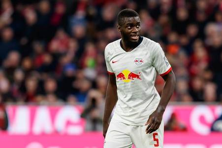 arsenal target upamecano handed clear advice on his transfer future