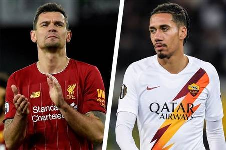 dejan lovren, chris smalling and the pros and cons for arsenal or spurs