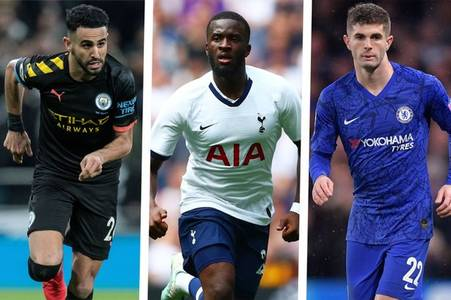 eight top players who could be sold without damaging their clubs
