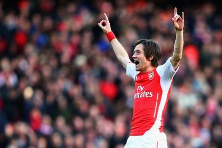 seven arsenal goals over the years that may have slipped your mind