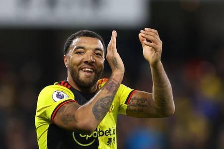 watford striker troy deeney heaps praise on arsenal's bukayo saka