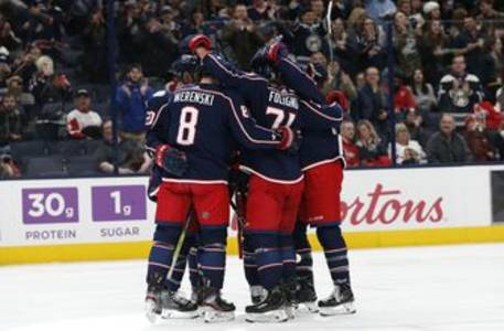 fox sports ohio to air replay of blue jackets-lightening 2019 playoff series
