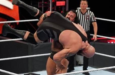Drew McIntyre vs. Big Show – WWE Championship Match: Raw, April 6, 2020