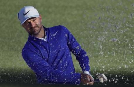 immelman has big shoes to fill as presidents cup captain