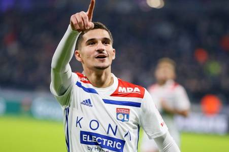 arsenal competing with man city and liverpool to sign incredible houssem aouar
