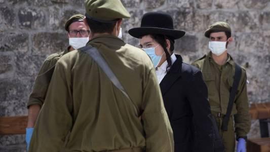 israel goes on national lockdown on eve of passover season
