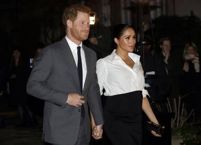 prince harry and meghan plan new archewell charitable organisation