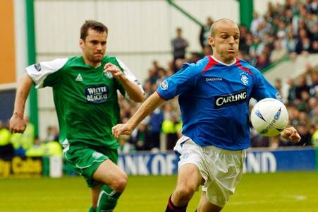 The Rangers moment that blew Alex Rae away during Ibrox spell