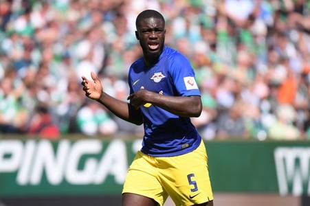 dayot upamecano told think carefully about arsenal transfer