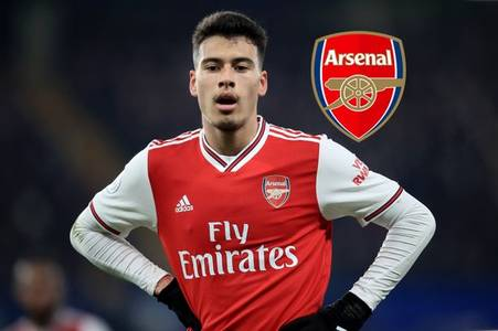 gabriel martinelli explains to arsenal fans what he is currently missing