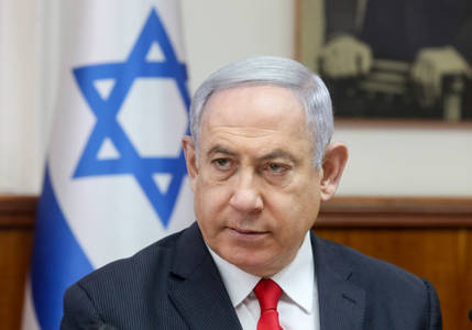 Netanyahu: I'm willing to negotiate captives' release with Hamas