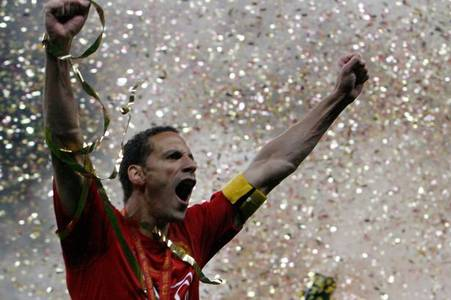 ferdinand opens up on fear over losing to chelsea in 2008 champions league final