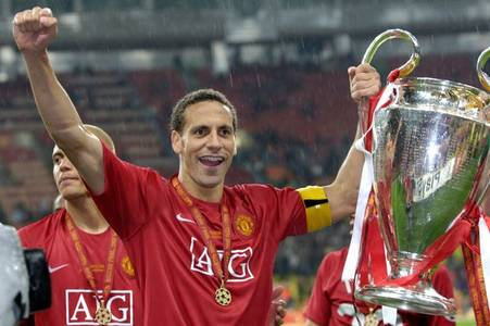 rio ferdinand explains why he never watched man utd's 2008 champions league win