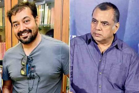 paresh rawal's son aditya rawal: not many actors get such a unique launch
