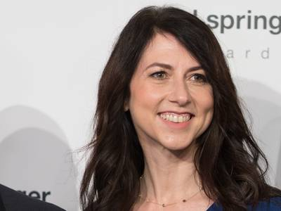 less than a year after her divorce from jeff bezos, mackenzie bezos is officially one of the 25 wealthiest people in the world. here are 9 mind-blowing facts that show just how rich she is.