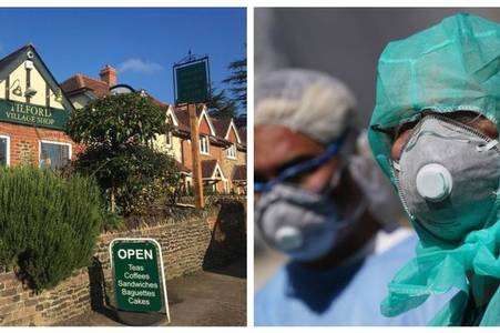Surrey coronavirus: The 'safest' COVID-19 lockdown locations revealed in population density study