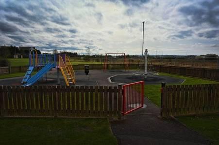 ayrshire parents told to keep kids off playpark equipment amid coronavirus fears
