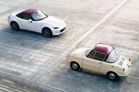 mazda celebrates centenary with special edition models