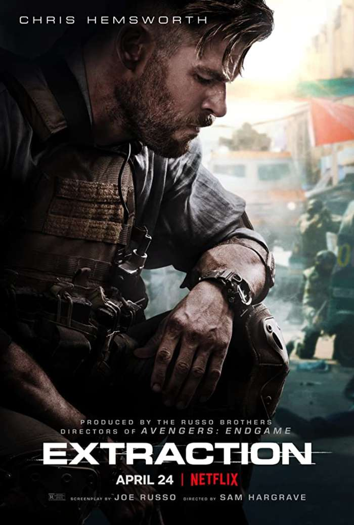MOVIE REVIEW: Extraction