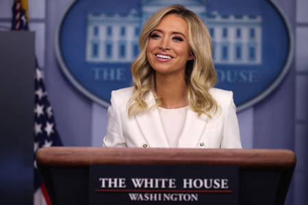 Who is Kayleigh McEnany? Meet Trump's New Press - One News Page