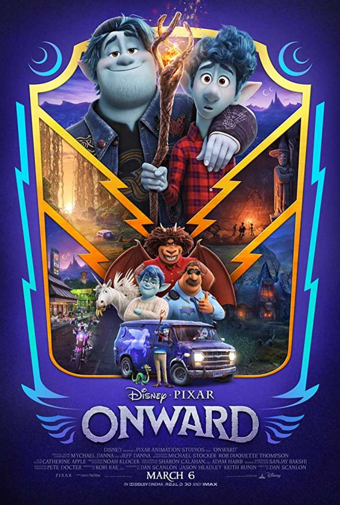 MOVIE REVIEW: Onward