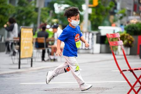 World Health Organization advises kids 12 and older should wear masks to prevent coronavirus spread