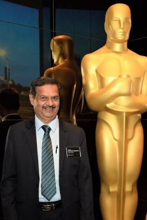 Ujwal Nirgudkar Appointed as Member of Oscar Academy's Science & Technology Council